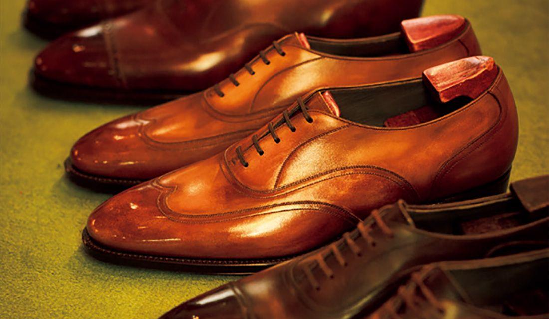 クレマチス銀座のビスポーク靴