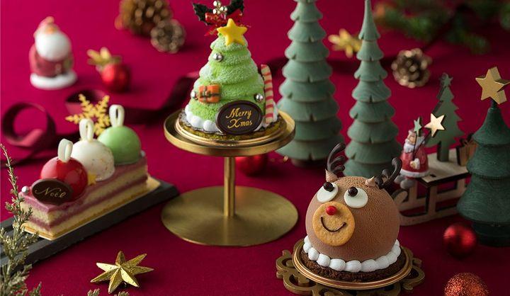 シェラトン・グランデ・トーキョーベイ・ホテルの「クリスマス スイーツ ベーカリー」2019