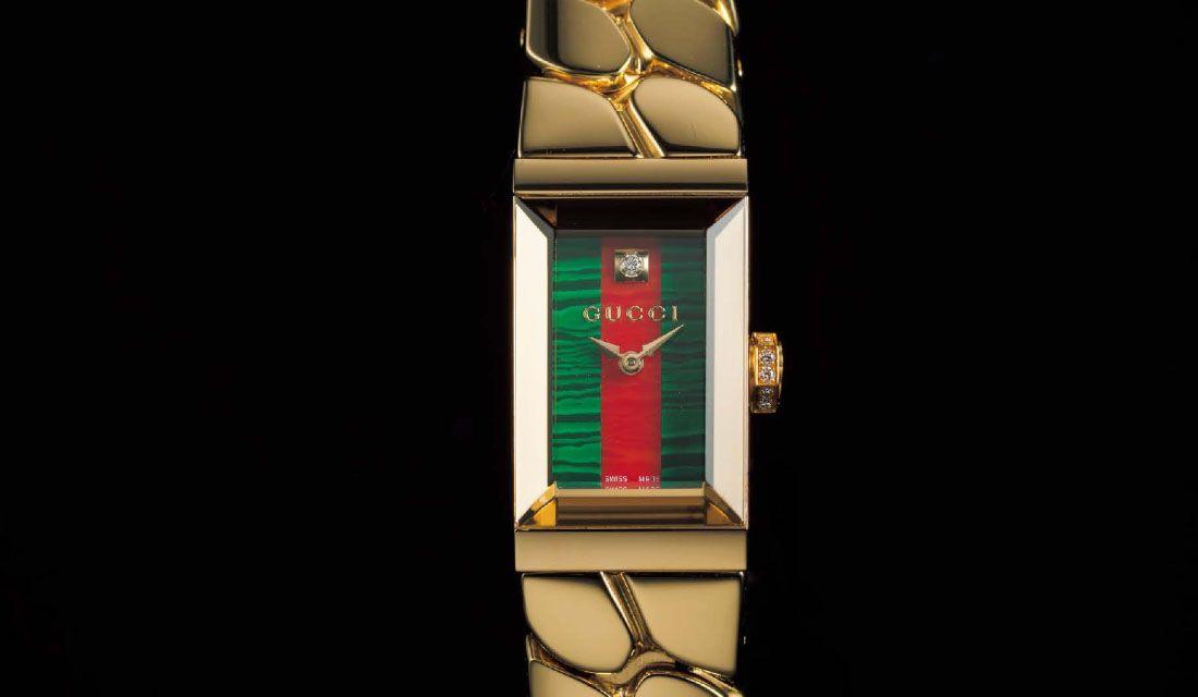 グッチの時計『ル マルシェ デメルヴェイユ』