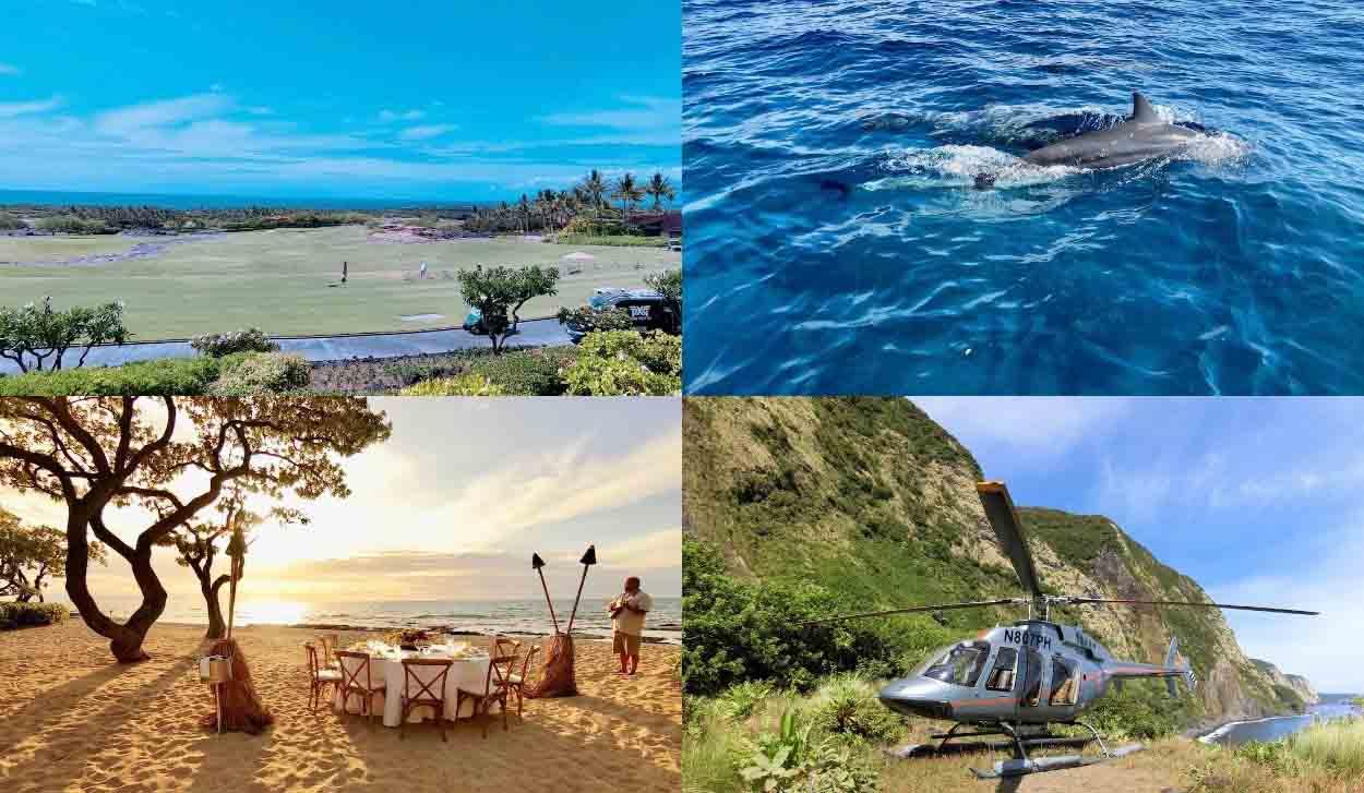 ハワイ島の写真