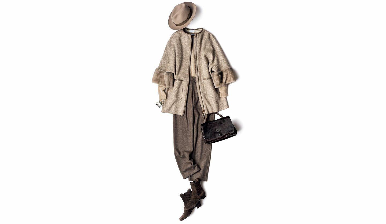 アニオナのコート