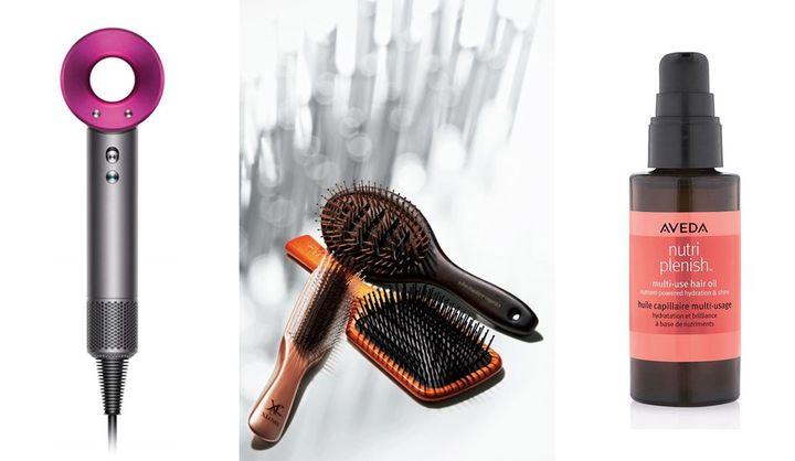 ヘアオイルやブラシなどおしゃれで実用的なヘアケアアイテムまとめ