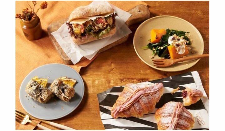 本場イタリアの食文化や職人たちの手仕事、本物へのこだわりを感じられると人気のスターバックスが運営するイタリアンベーカリー「プリンチ®」が、2020年9月4日(金)から秋らしい色づかいで心がほっこりするような新商品を「プリンチ 代官山 T-SITE」他、都内2店舗にて販売