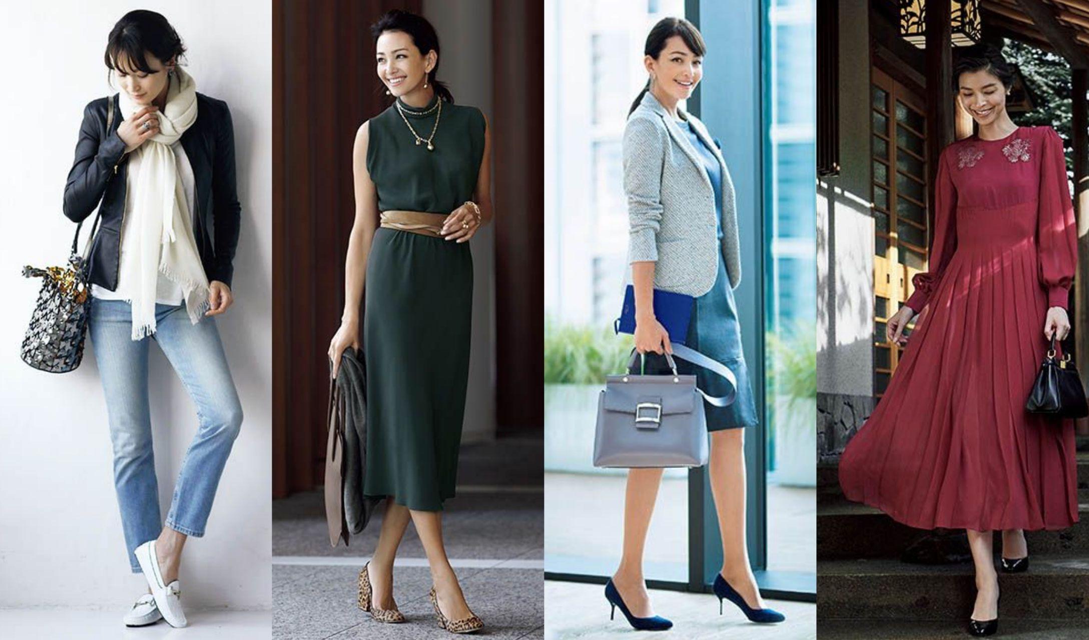レディース秋のファッションコーデ30選|30・40代のおしゃれ秋