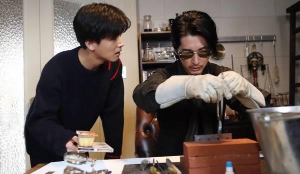 ディーン・フジオカさんと岩田剛典さんの同居生活の裏側を推理する視聴者も!月9ドラマ『シャーロック』第7話を先取り