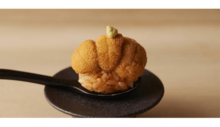 雲丹の寿司
