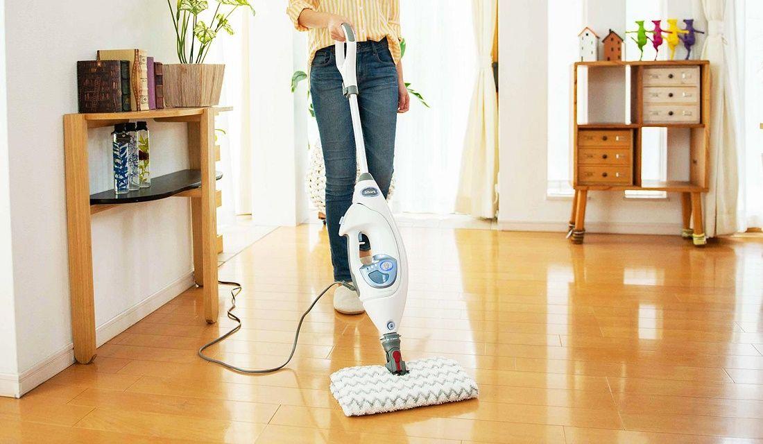 テレビでも話題!米国掃除機売り上げNo.1の家電ブランドSharkから「スチームモップ」3製品が新登場