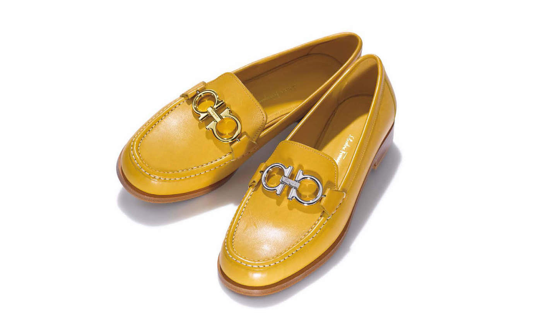 サルヴァトーレ フェラガモの靴