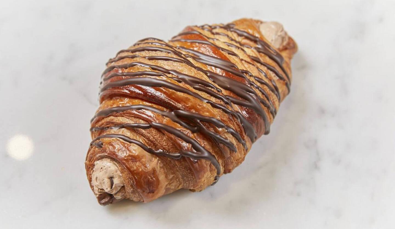 チョコレートバンクのパン