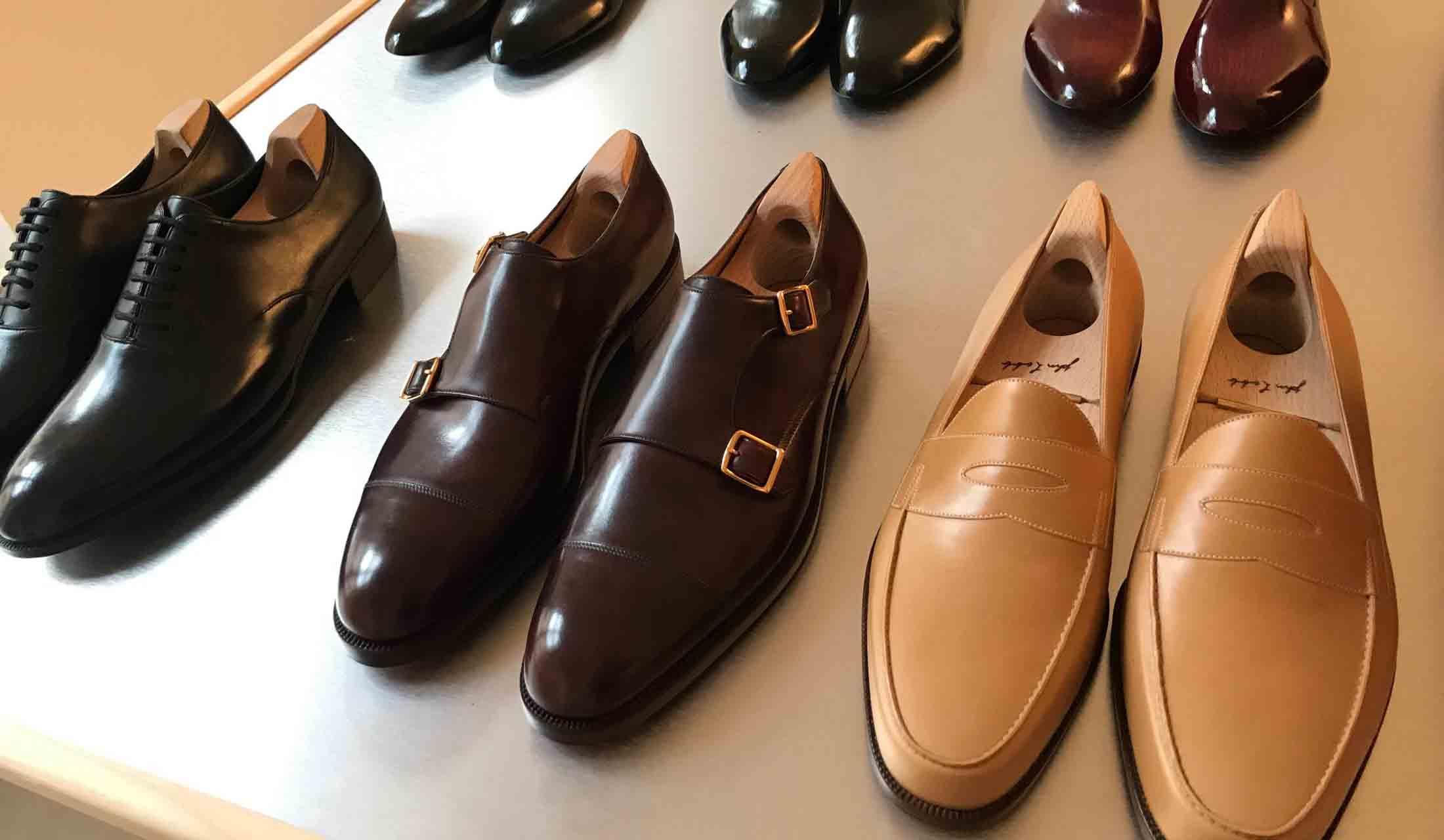 ジョンロブの靴