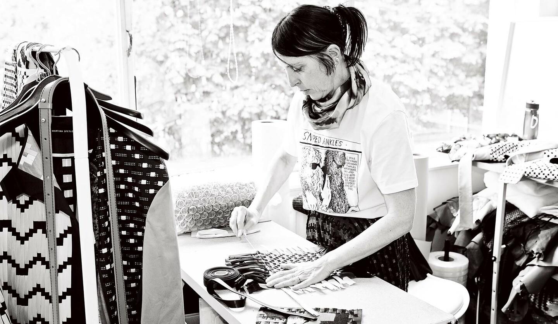 「マティーナ・スペトラヴァ」デザイナー・クリエイティブディレクターのマティーナ・スペトラヴァさん