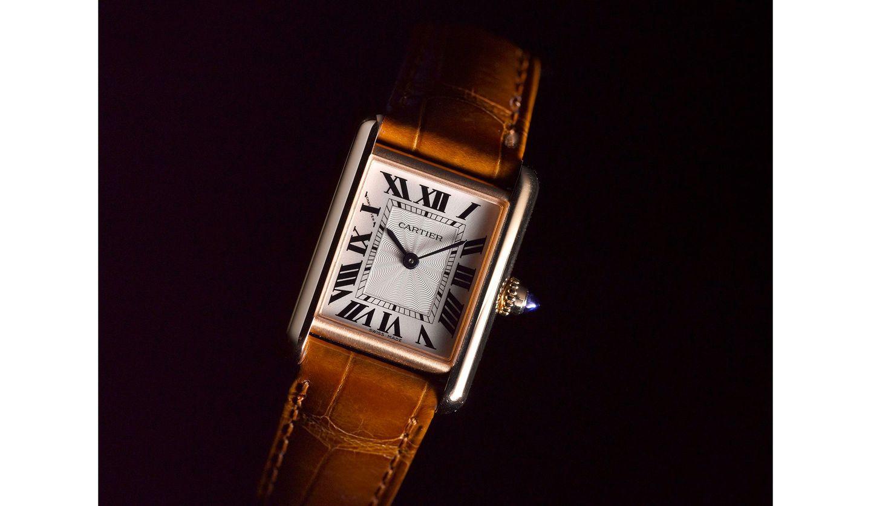 カルティエ タンク 高級時計