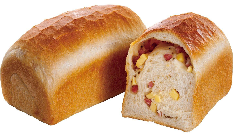 高級食パン専門店「キスの約束しませんか」の食パン「大人の贅沢」