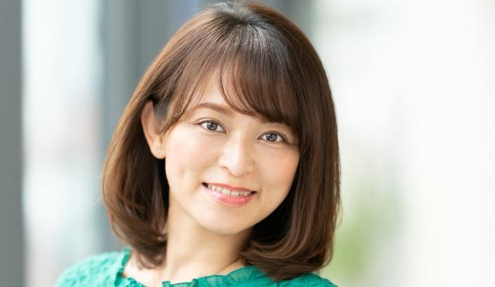 渡名喜織恵さん(44歳/フリーアナウンサー)