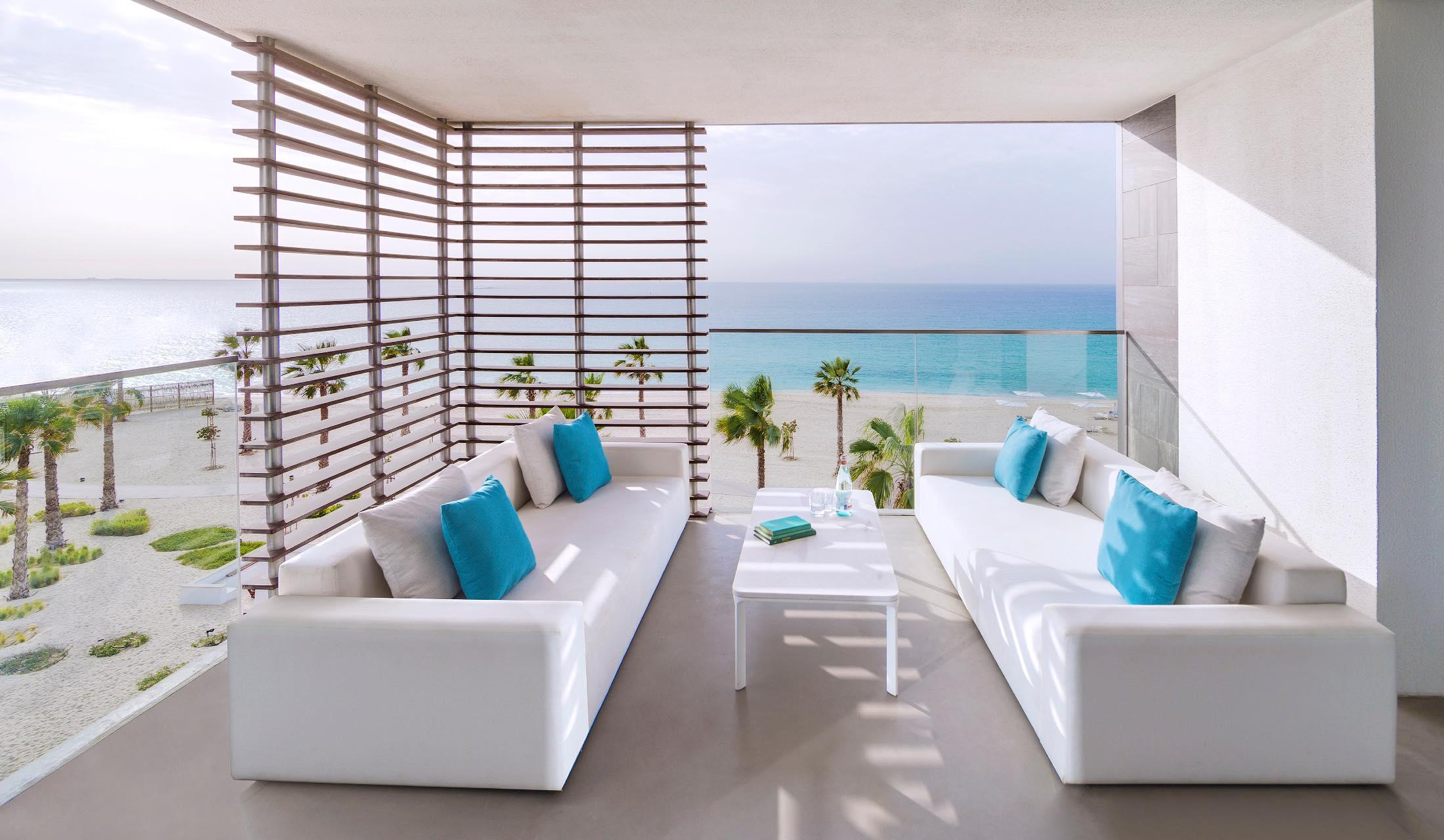 ニッキビーチホテルのスイートルーム