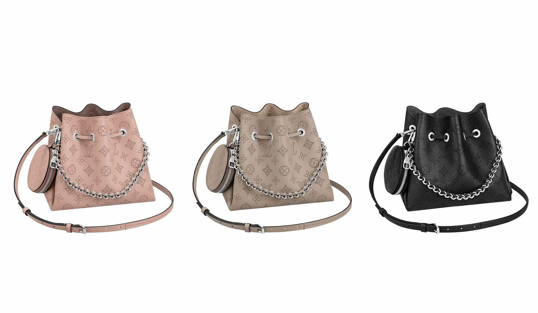 ルイ・ヴィトンの新作バッグ「ベラ」3カラー