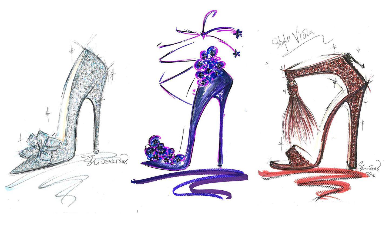 クリエイティブ・ディレクターのサンドラ・チョイのイラスト