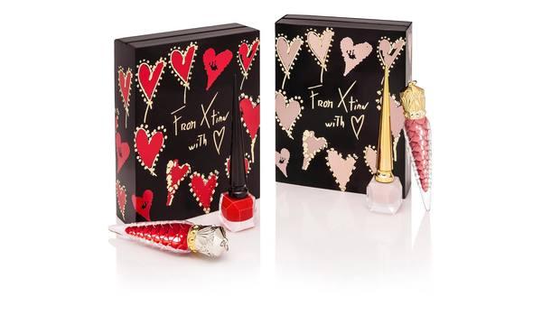 チョコより欲しい!クリスチャン ルブタンのバレンタインコフレ