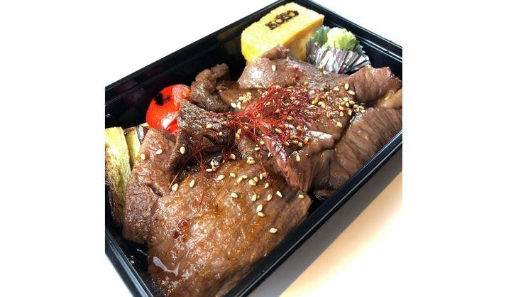 GINZA KOSOのお肉弁当