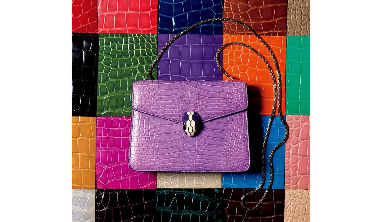 ブルガリMTOのバッグ「セルペンティ フォーエバー」