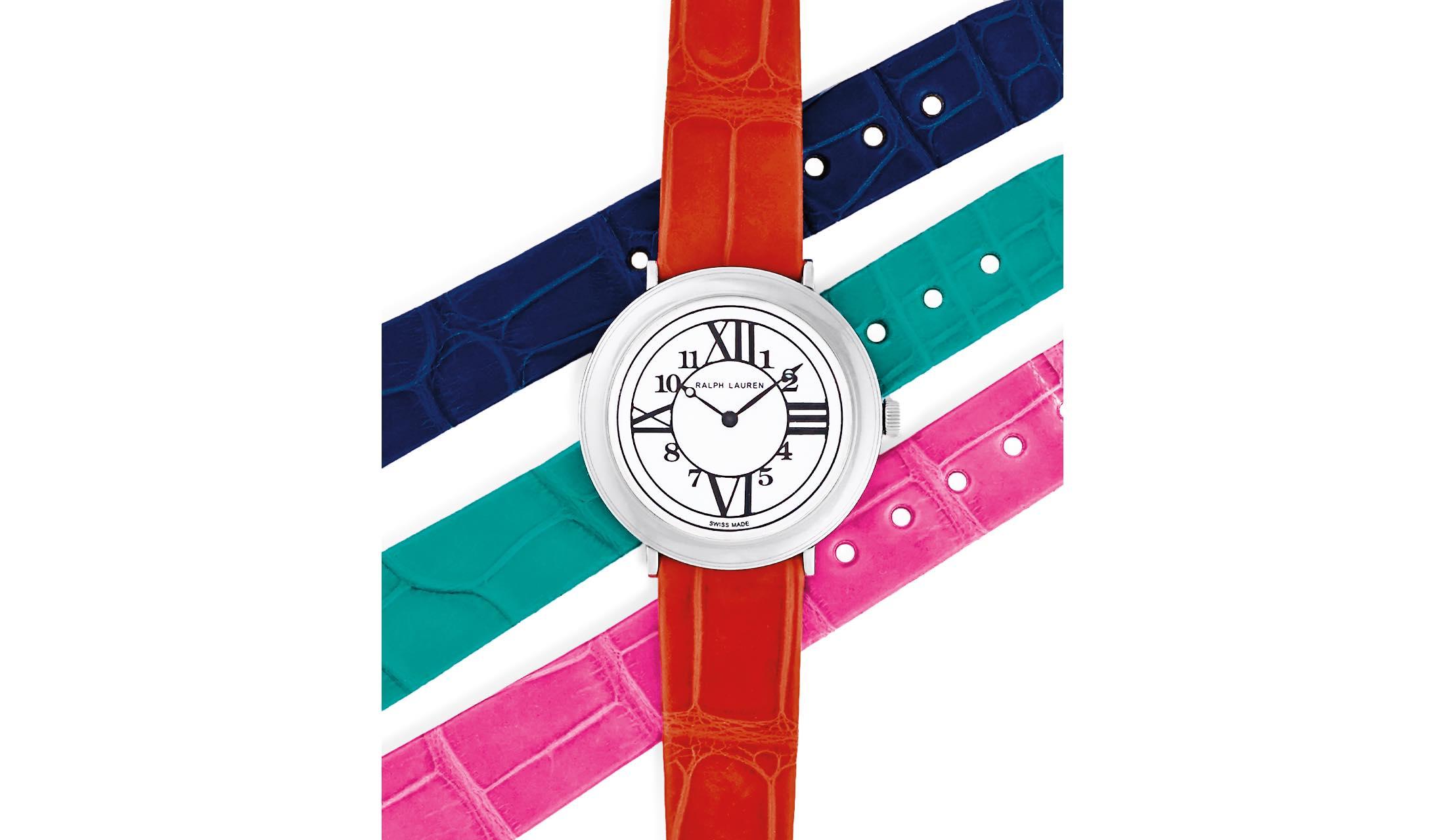 ラルフローレンの時計RL888コレクション