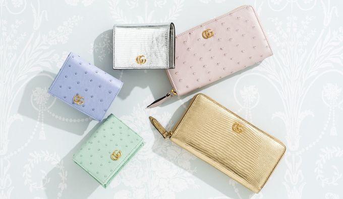 26c6e2e6ccf1 仕事ができる女にランクアップ!「グッチの収納美人な財布」が新年を開運へ…
