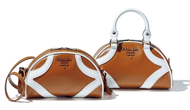 プラダの「ボウリングバッグ」