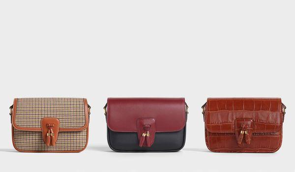 セリーヌの新作バッグ「タッセルズ」を今すぐ手に入れたい!上品なデザインと小ぶりのサイズ感が魅力