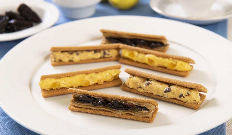 キル フェ ボンの新商品「季節のバターサンドイッチ」