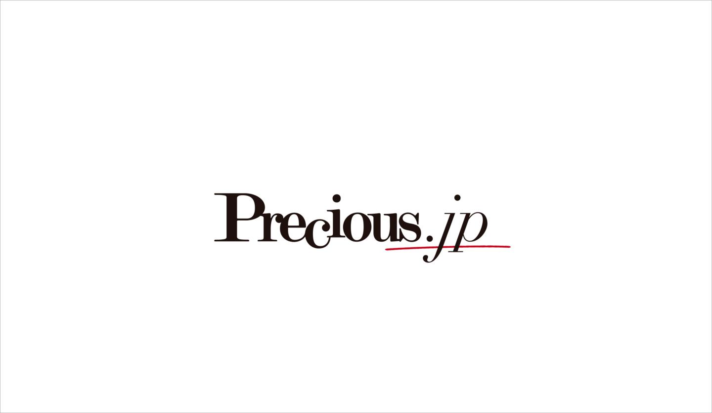 Precious.jpのロゴ