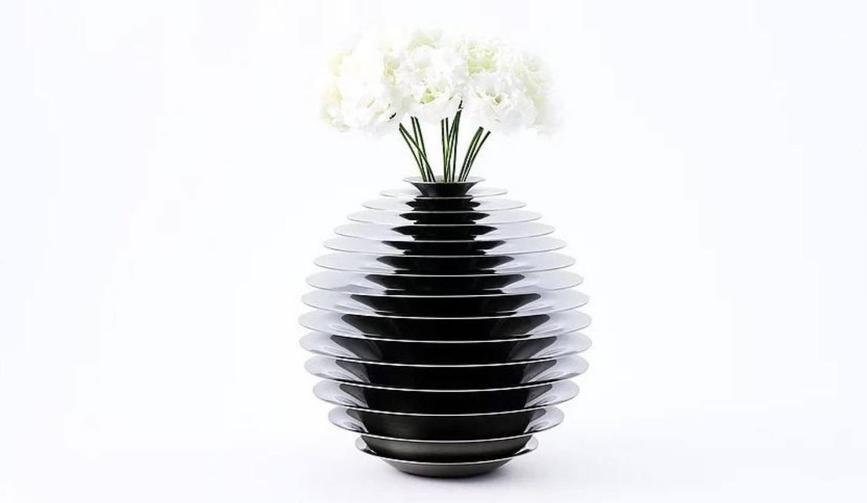 ミラノサローネで大絶賛された「YOKOHAMA MAKERS VILLAGE」の花器「MIRAGE(ミラージュ)」