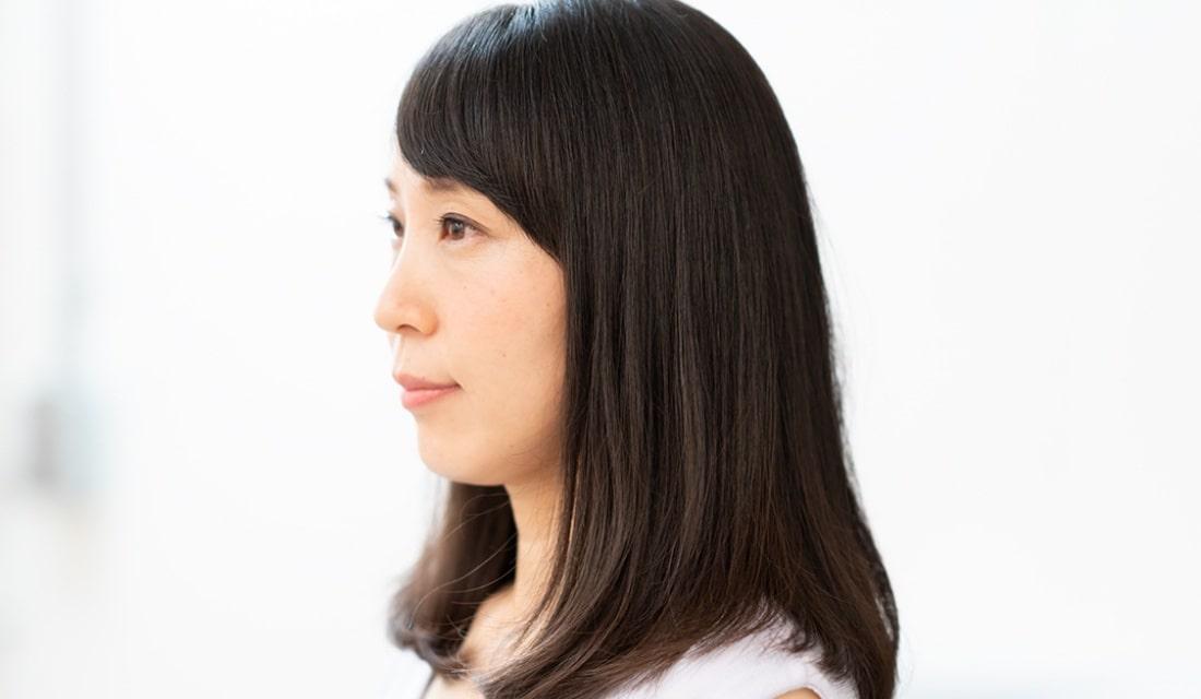 FIX-UPメイクアップアーティスト・高橋紀衣さんの手がけたミディアムヘア