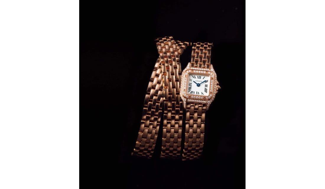 カルティエの時計『パンテール ドゥカルティエ ウォッチ』