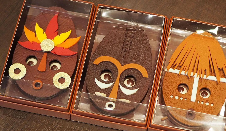 LA MAISON DU CHOCOLAT(ラ・メゾン・デュ・ショコラ)のコレクション「マスク ドゥ パック」