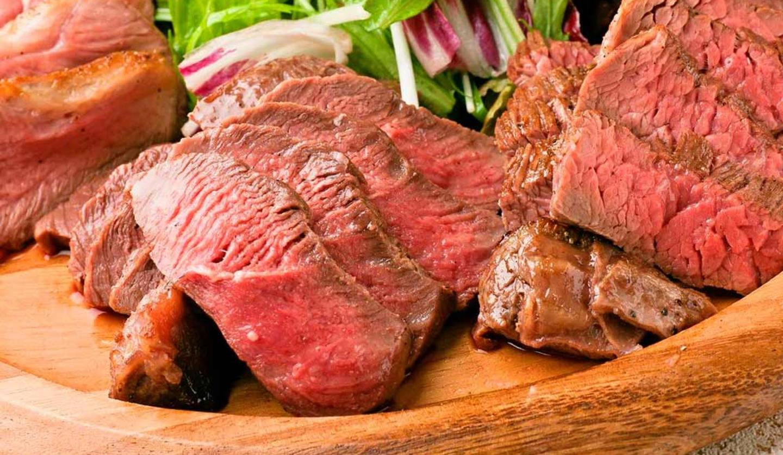 ミートハウス 炉区<ロック>のお肉