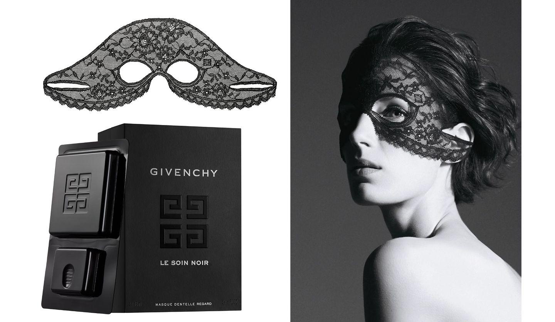 2019年8月30日に発売されるパルファム ジバンシイの「ソワン ノワール マスク ダンテル ルガール」