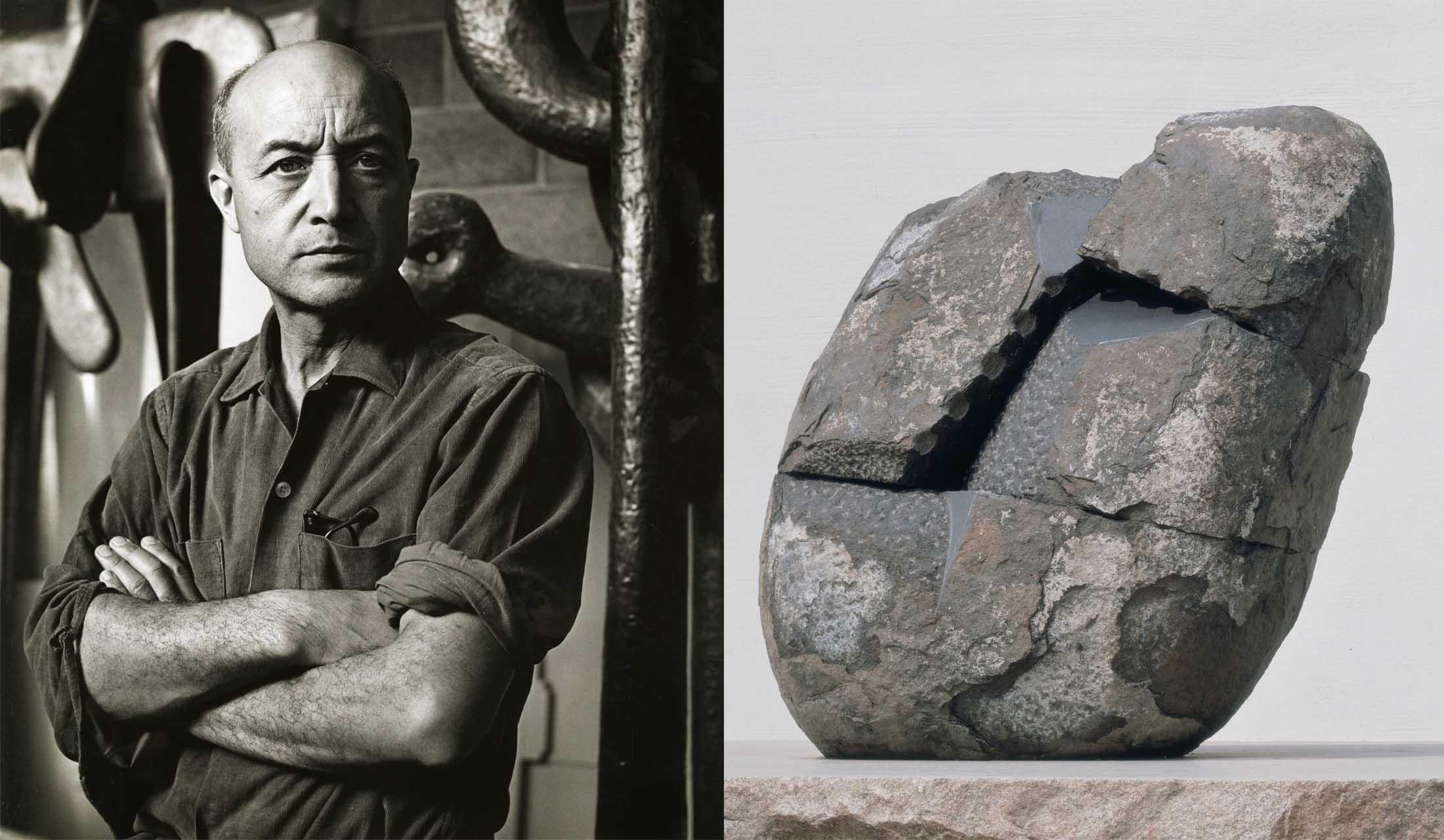 イサム・ノグチと彫刻作品