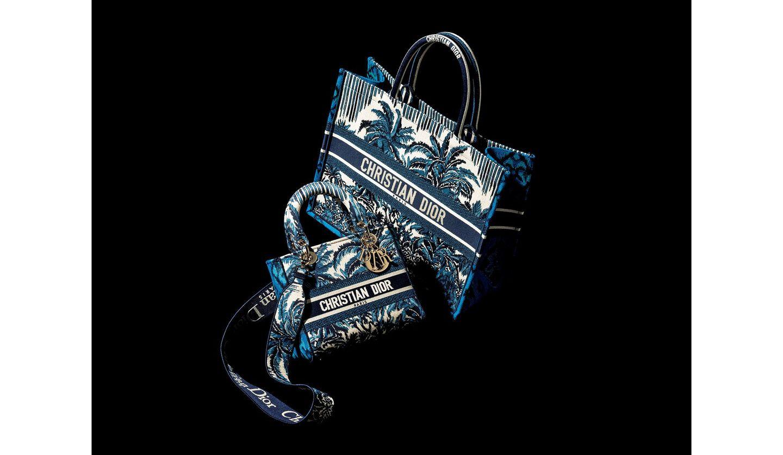 ディオールの新作バッグ『ディオール パームズ』2点