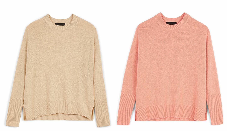 ステラ マッカートニーの新作、再生カシミア素材のセーター