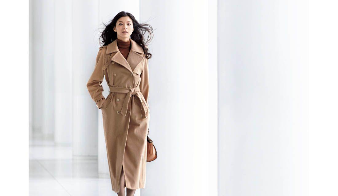 大人女性が似合うトレンチコートの着こなし方まとめ