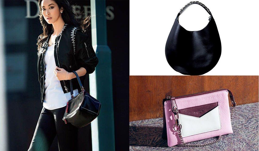 ジバンシィ(GIVENCHY)のバッグとモデル