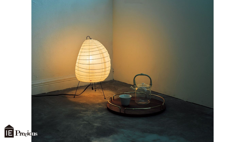 イサム・ノグチの照明「AKARI『1N』」