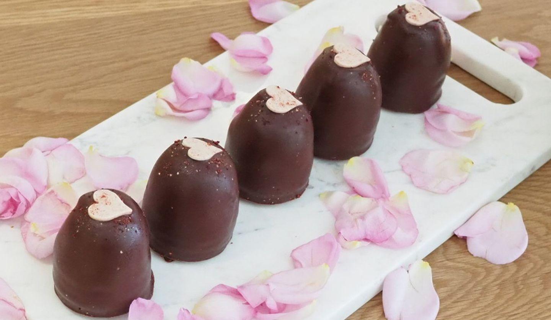 Summerbird ORGANICのバレンタイン限定チョコレート「クリームキス」