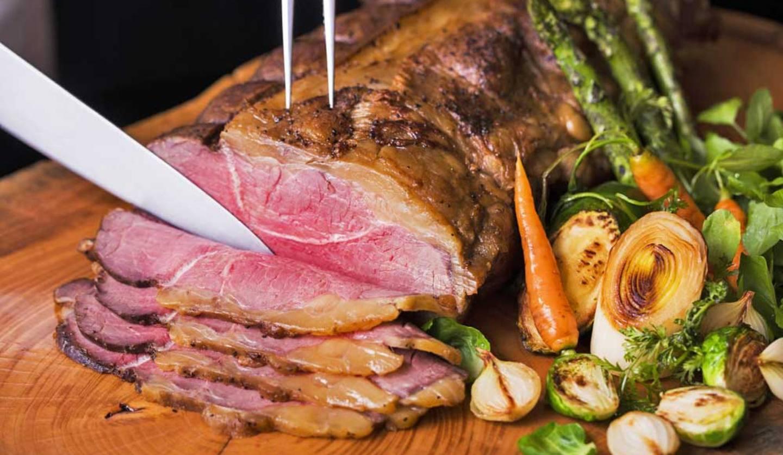 ベルテンポの肉料理