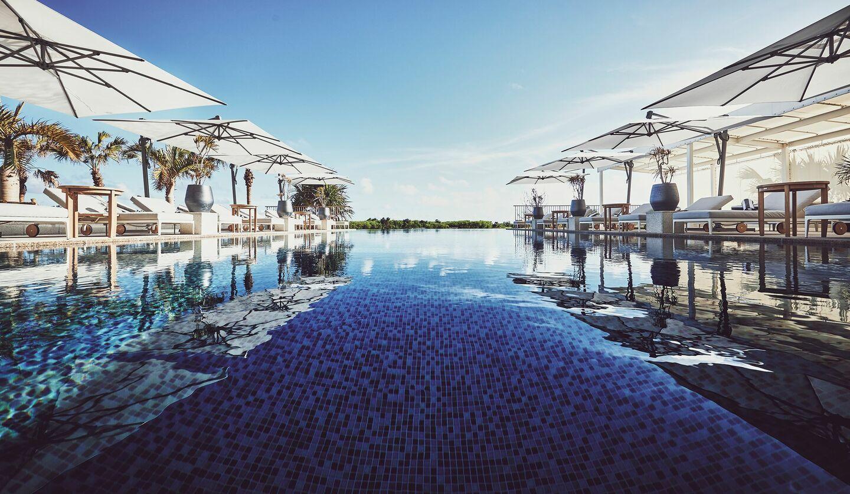ANA インターコンチネンタル石垣リゾート「クラブインターコンチネンタル」のゲスト専用プール