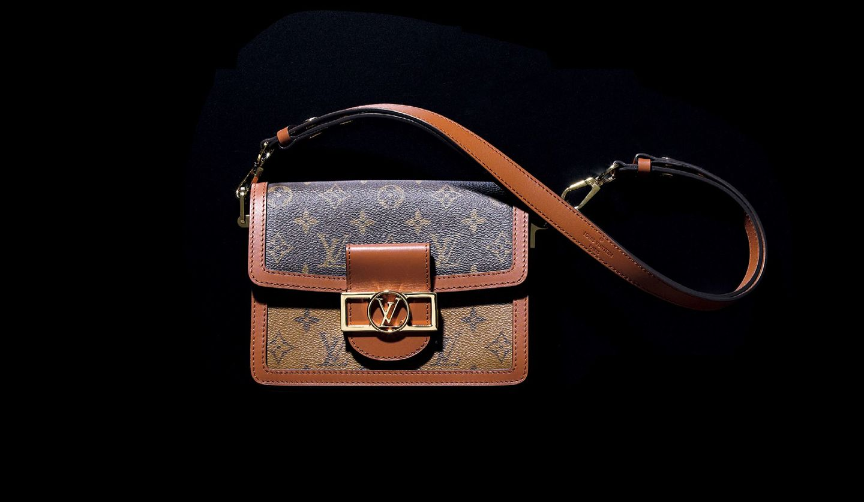 ルイ・ヴィトンのバッグ「ミニ・ドーフィーヌ」