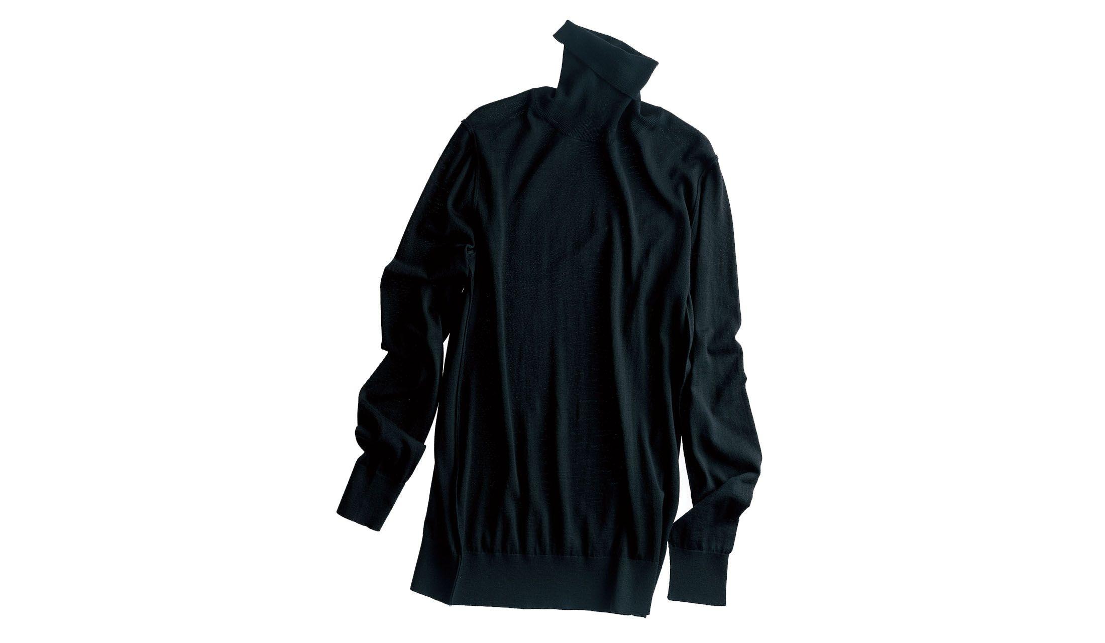 ドルチェ&ガッバーナのタートルネックセーター