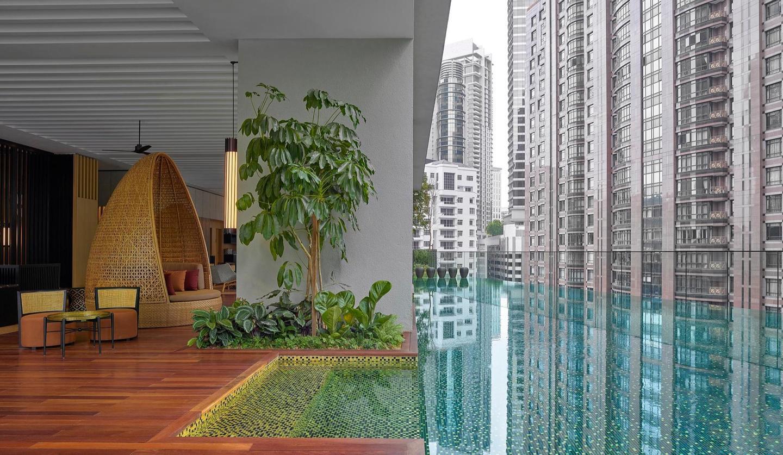 クアラルンプール マレーシア ラグジュアリーホテル 旅