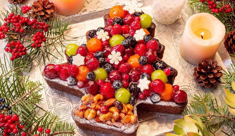 キル フェ ボンの「~タルトプレミエ~クリスマスツリーのタルト」