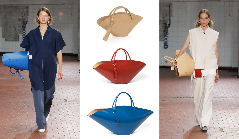 ジル サンダーの新作バッグ「ソンブレロ」の写真